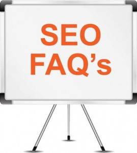 Top 5 SEO FAQs